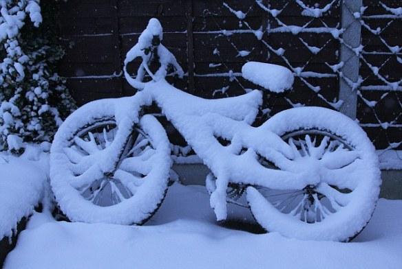 Snow Rothwell Leeds